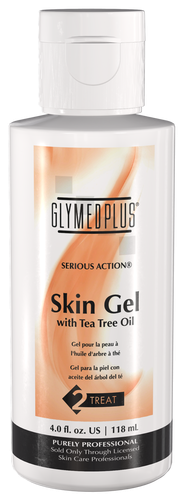 Glymed Plus Skin Gel with Tea Tree Oil 4 oz