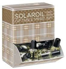 CND Solar Oil Nail & Cuticle Care Mini