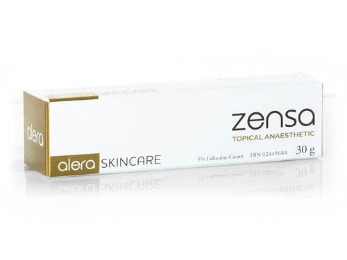 Zensa Topical Anestheic at The Summit Spa