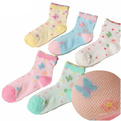 1-12 years Spring summer High quality Children Socks