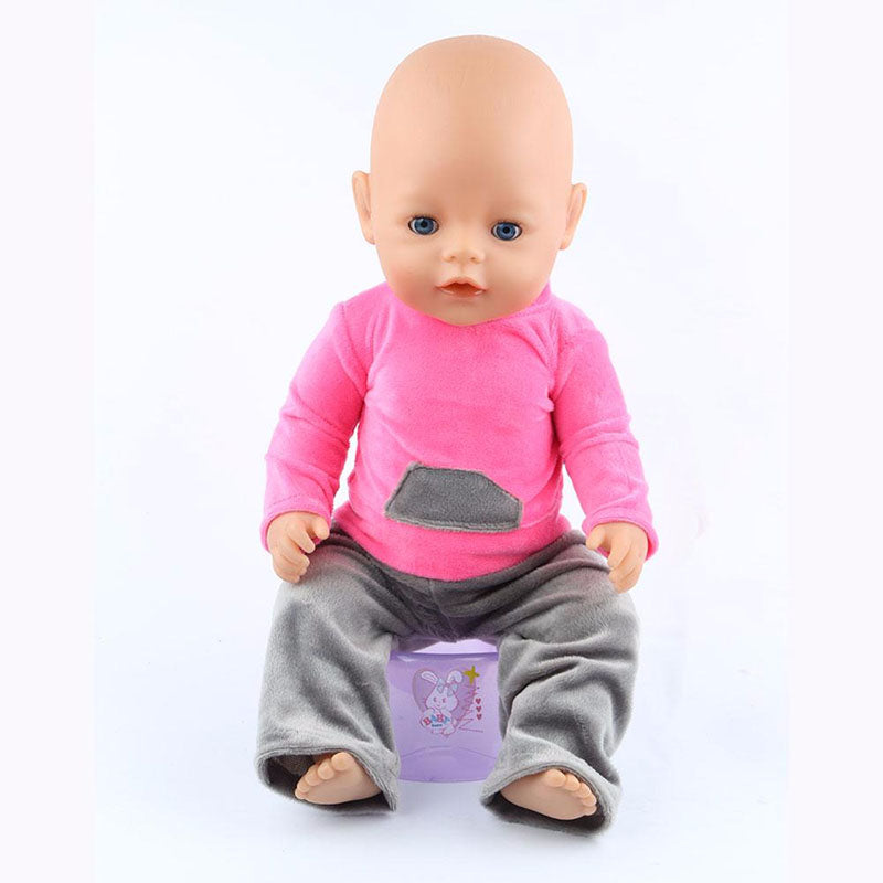 43cm Wear Fit Shirt for doll