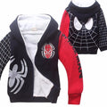 Boys Spiderman Fleece Hoodies