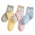Cartoon Pattern Kids Socks