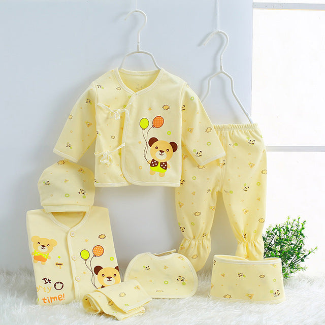 Newborn Baby Clothing Sets For Baby Girls - flybabywear