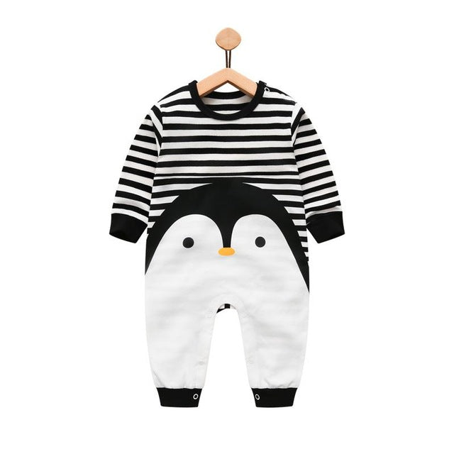 2018 newborn baby girl boy wear pure cotton infant clothing , fashion baby boy clothes kids rompers 100% cotton body - flybabywear