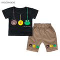 Summer Baby Boys Clothing Sets