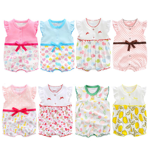 summer newborn clothes