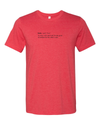 Love is a Verb - Love T Shirt