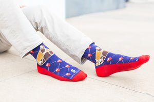 St. Augustine Socks, Fun Catholic Gifts