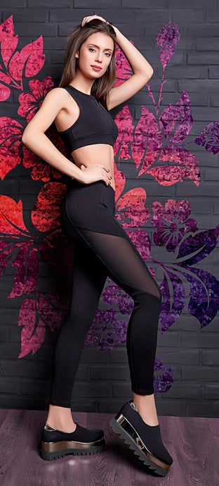 Legging Sport Net