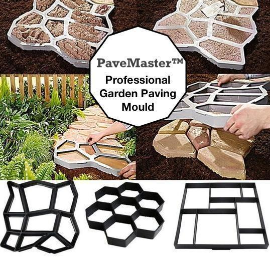 PAVEMASTER™ Professional Paving Mould