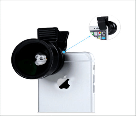 Professional Photography Lens for Smartphone - Mega Elephant
