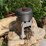 LiteBox™ - World's Most Versatile Camping Stove