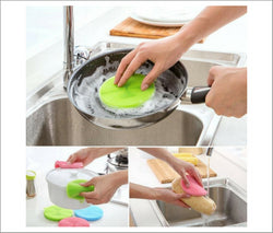 BetterSponge™ Silicone Dish Washing Brush - Mega Elephant
