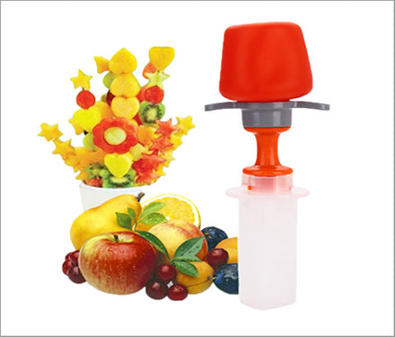 Fruitastic- Easy Fruit and Vegetable Shape Cutter - Mega Elephant