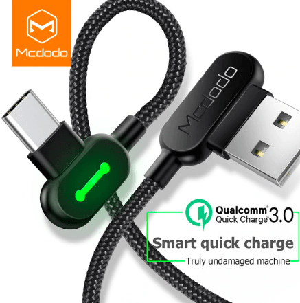 MCdodo™ LIGHTNING BOLT CHARGING CABLE