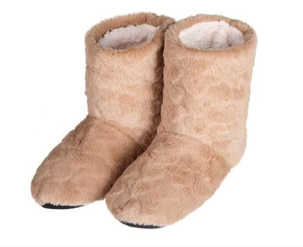 ULTRA-SOFT PLUSH SLIPPERS