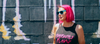 Vivid Hot Pink Hair Care | Fashion Freak | Minnesota