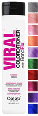 Viral Hot Pink | Magenta conditioner for vibrant hair color