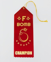 F Bomb Champion | Twisted Tag | Bookmark