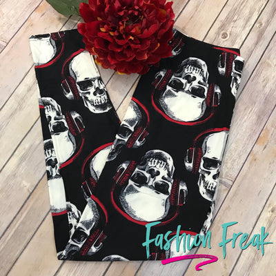 Radio Head Leggings