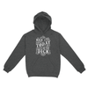 Kick Today in the Dick Hoodie to stay warm in fall winter or whenever you are freaking cold | Hooded Sweatshirt | Fashion Freak LLC