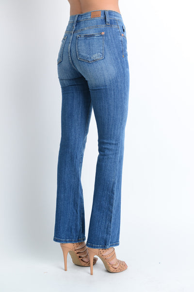 Boot Cut Medium Wash Denim Size 5 to 3X | Apple Valley, MN | Fashion Freak LLC