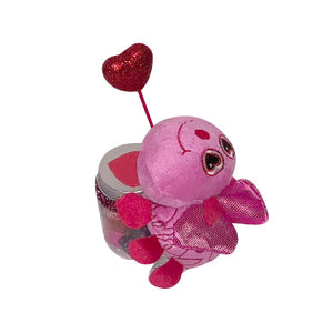 Customized Valentine Plush and Candy