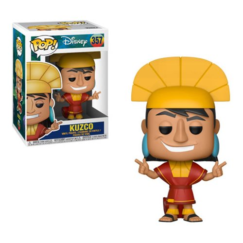 Emperor's New Groove Kuzco Pop! Vinyl Figure- IN STOCK