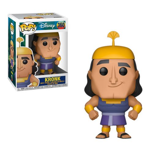 Emperor's New Groove Kronk Pop! Vinyl Figure- IN STOCK