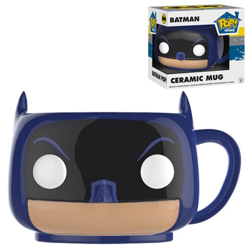 Batman: The Animated Series Batman Pop! Home 12 oz. Mug-IN STOCK