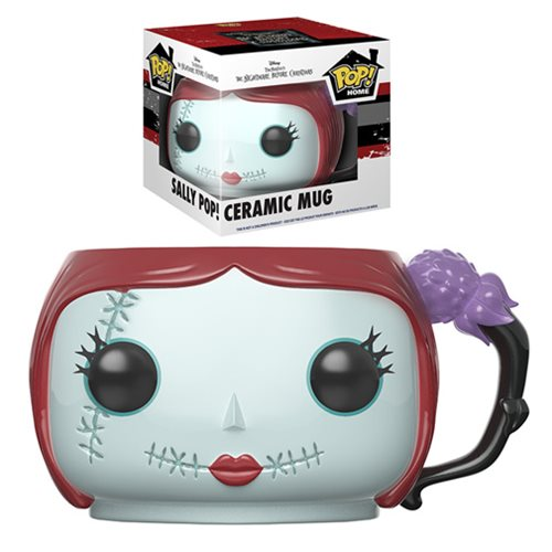 Nightmare Before Christmas Sally Pop! Home 12 oz. Mug