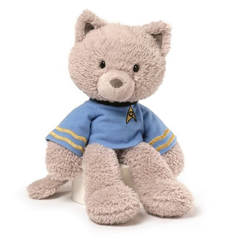 Star Trek Mr. Spock 12-Inch Plush