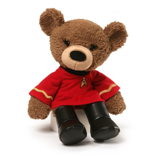 Star Trek Lieutenant Uhura Bear 12-Inch Plush