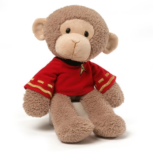 Star Trek Lt. Commander Scott Monkey 12-Inch Plush