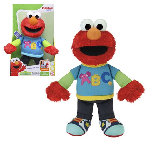Sesame Street Playskool Friends Talking ABC Elmo