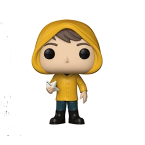 It Georgie with Boat Pop! Vinyl Figure-COMMON- PREORDER