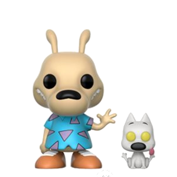 Rocko's Modern Life Rocko and Spunky Pop! Vinyl Figure-COMMON