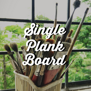 03/24/2018 (2pm) Single Plank Board