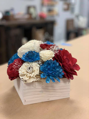 06/14/19 (6:30 pm) Pick your project-Red White and Blue!!