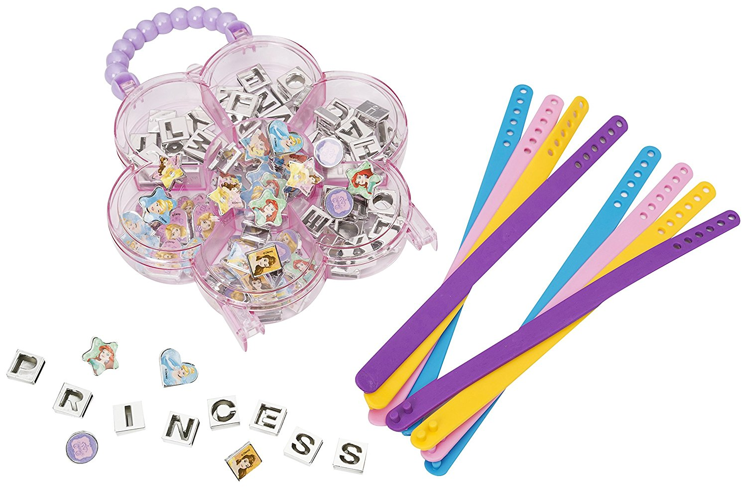 art craft kits disney princess bracelet making kit create your