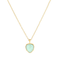 Blue Necklace | Petite Lady