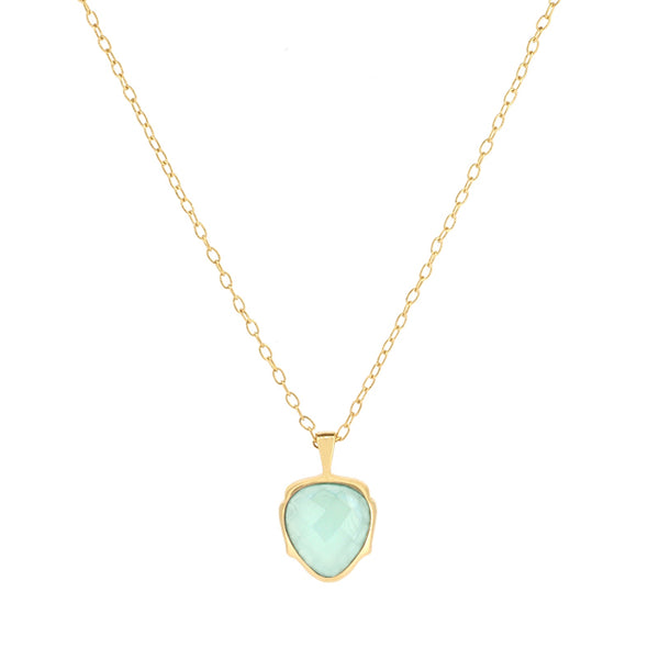 Lady Blue Petite Necklace