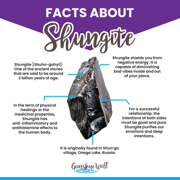 facts about shungite