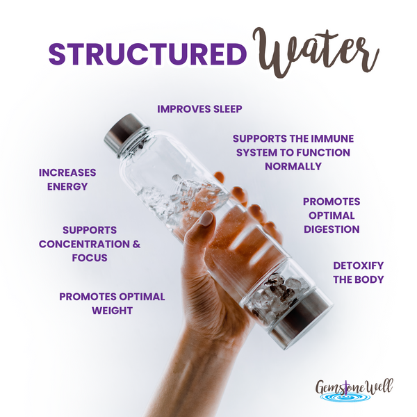 Benefits Of Structured Water