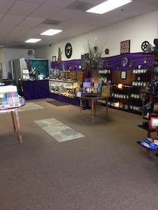 Tanja's Natural Magick store