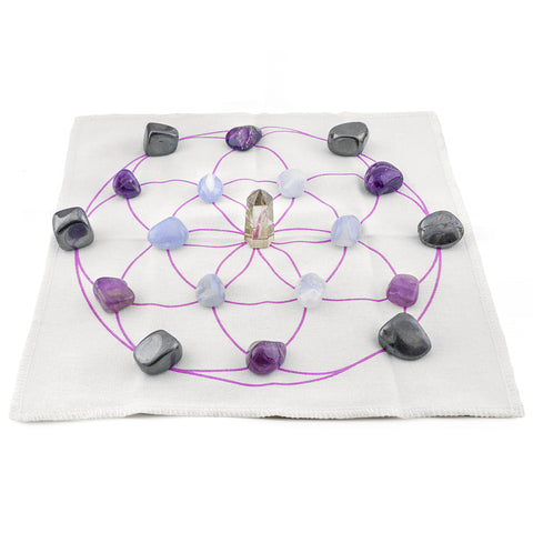 Crystal Grid - Gift Kit & Instructions