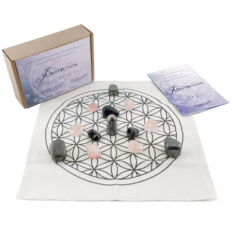 Crystal Grid Gift Kit & Instructions