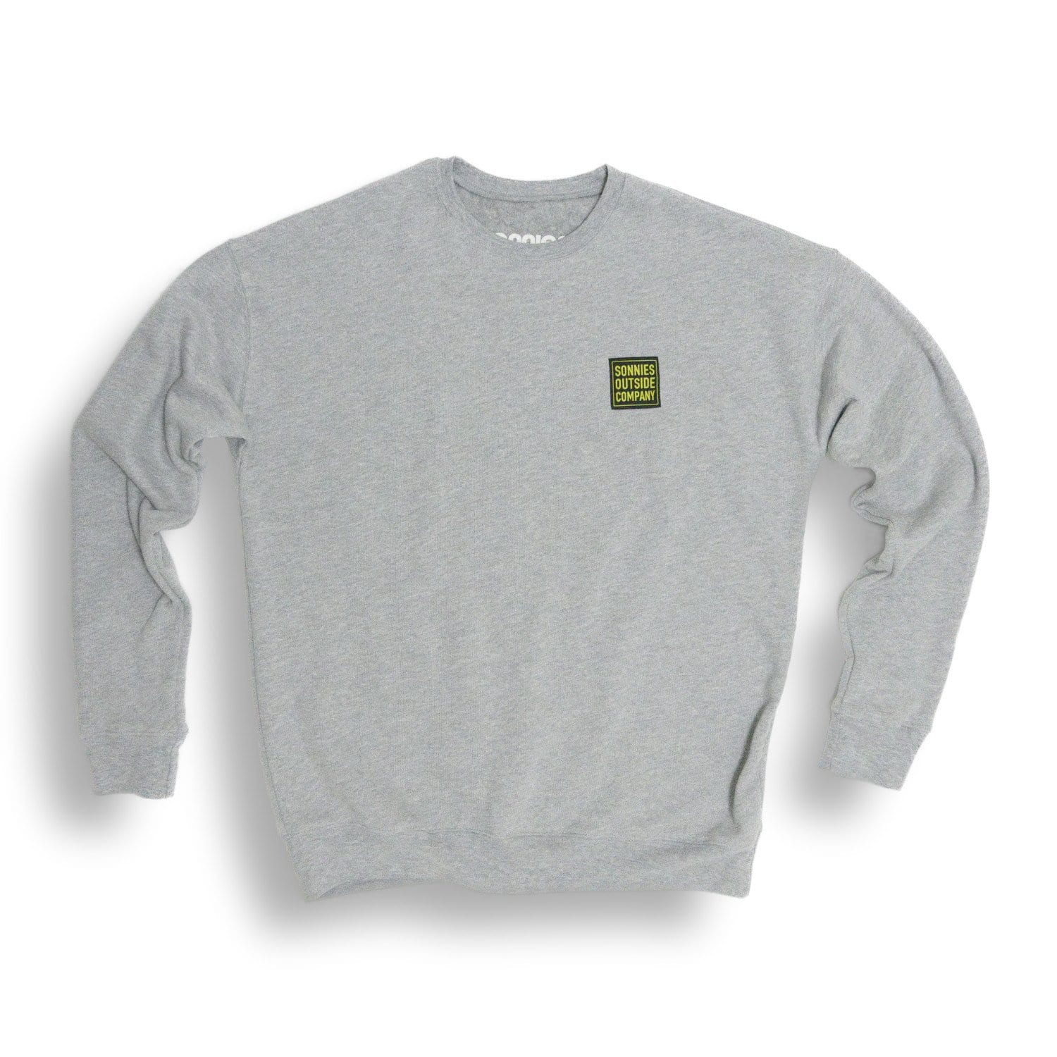 Sonnies Outside Camping Hiking Clothes - Gray Soft Sweatshirt