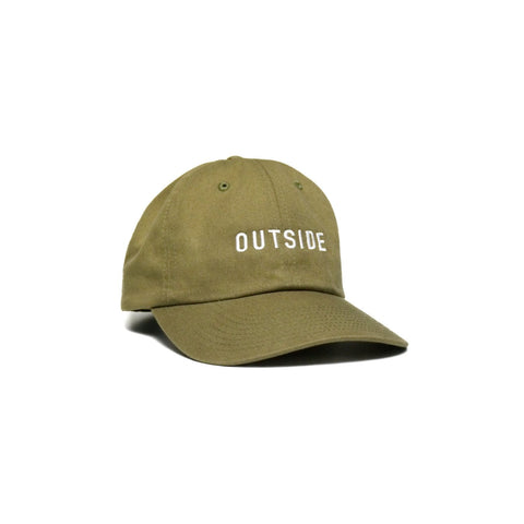 Sonnies Outside - Green Outside Dad Hat Baseball Cap